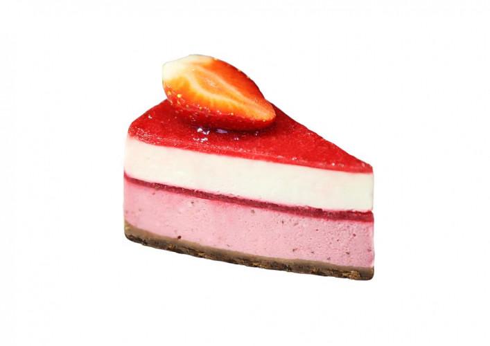 """Торт """"Клубничное омбре"""""""