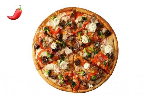 Пицца фирменная BBQ